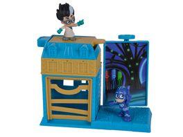 Simba PJ Masks Pyjamahelden Mini Spielset Catboy
