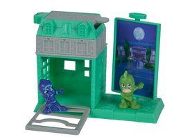 Simba PJ Masks Pyjamahelden Mini Spielset Gecko