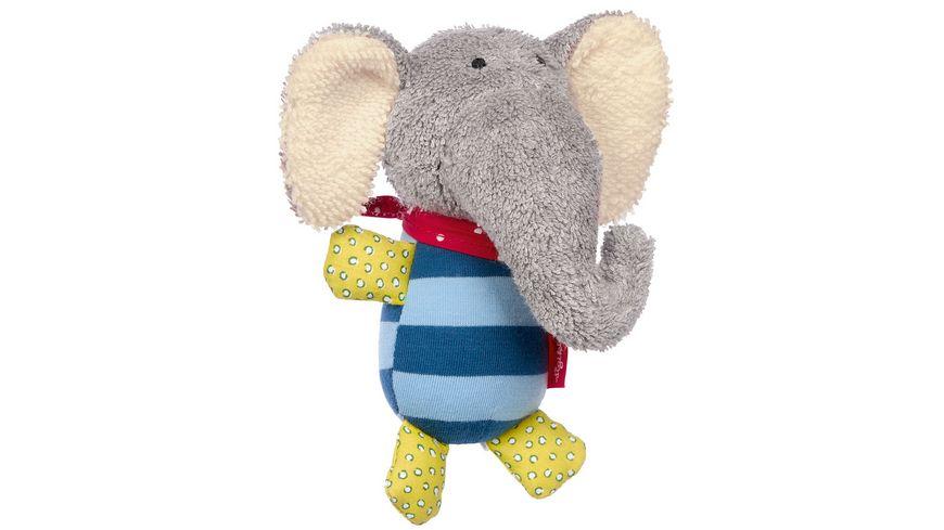 sigikid - Baby Greifling Elefant, Lolo Lombardo
