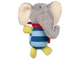 sigikid Baby Greifling Elefant Lolo Lombardo
