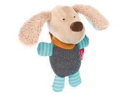 sigikid Baby Greifling Hund Huegge Hug