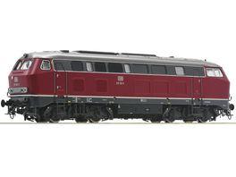 Roco 70752 Diesellokomotive BR 215 DB