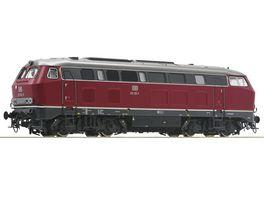 Roco 70751 Diesellokomotive BR 215 DB