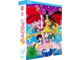 Sailor Moon Staffel 2 Blu ray Box Episoden 47 89 6 Blu rays