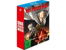 One Punch Man 1 Staffel Gesamtausgabe Blu ray Box 3 BRs