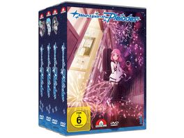 Wish Upon the Pleiades Gesamtausgabe 4 DVDs
