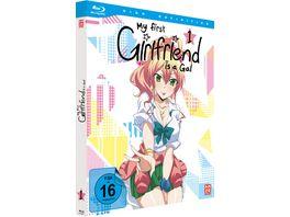 My First Girlfriend Is a Gal Blu ray 1
