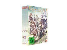 Grimgar Ashes Illusions Gesamtausgabe DVD Box 3 DVDs