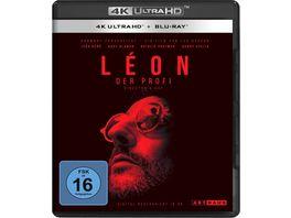 Leon Der Profi 4K Ultra HD Blu ray 2D