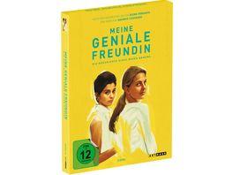 Meine geniale Freundin Die Geschichte eines neuen Namens 2 Staffel 3 DVDs