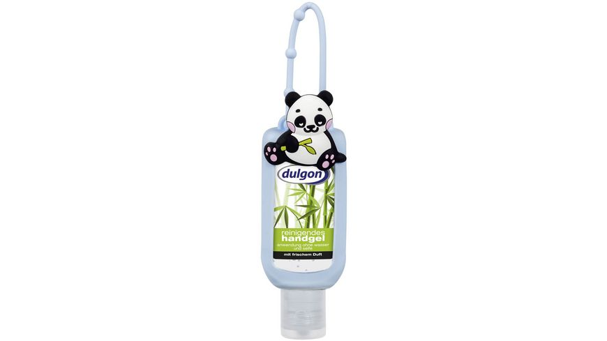 dulgon Reinigendes Handgel Panda