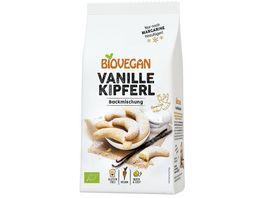 Biovegan Vanille Kipferl Backmischung