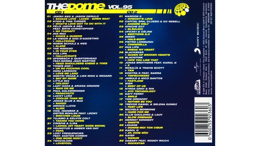 The Dome Vol 95
