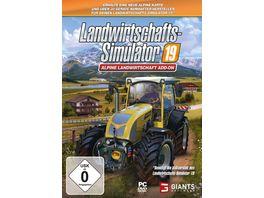 Landwirtschafts Simulator 19 Alpine Landwirtsc
