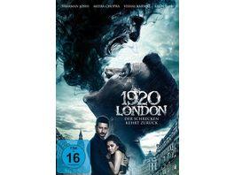 1920 London Der Schrecken kehrt zurueck