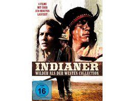 Indianer Wilder als der Westen Collection