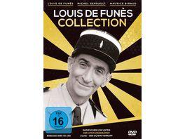 Louis de Funes Collection