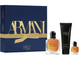 EMPORIO ARMANI Stronger With You Eau de Parfum Geschenkset