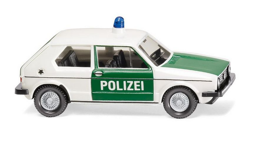 WIKING 004503 1 87 Polizei VW Golf I