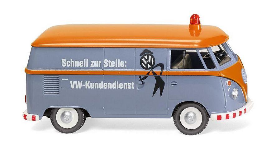 """WIKING 079727 -  1:87 VW T1 Kastenwagen """" VW Kundendienst"""""""