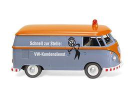 WIKING 079727 1 87 VW T1 Kastenwagen VW Kundendienst