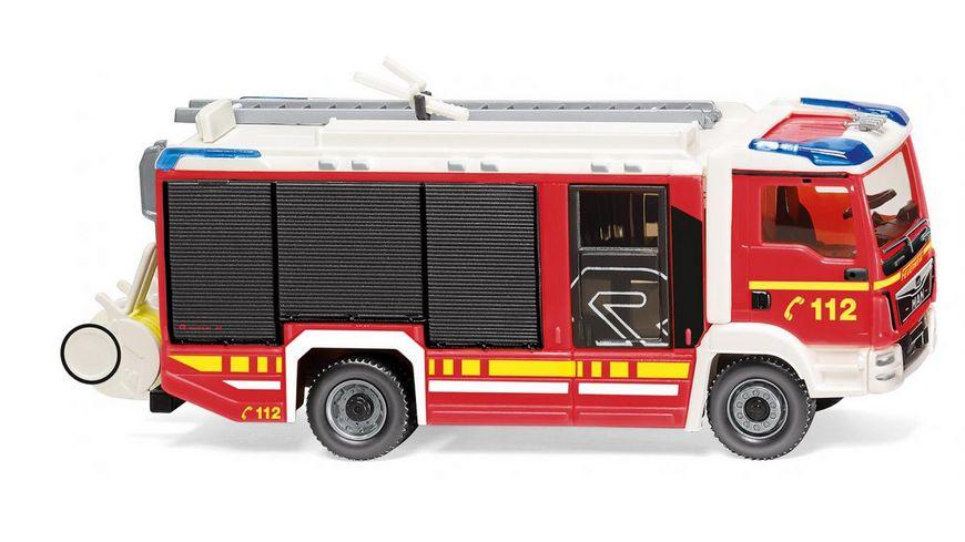 WIKING 061244 -  1:87 Feuerwehr - AT LF (MAN TGM Euro 6/Rosenbauer)