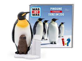 tonies Hoerfigur fuer die Toniebox WAS IST WAS Pinguine Tiere im Zoo