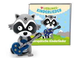 tonies Hoerfigur fuer die Toniebox Lieblings Kinderlieder Europaeische Lieder
