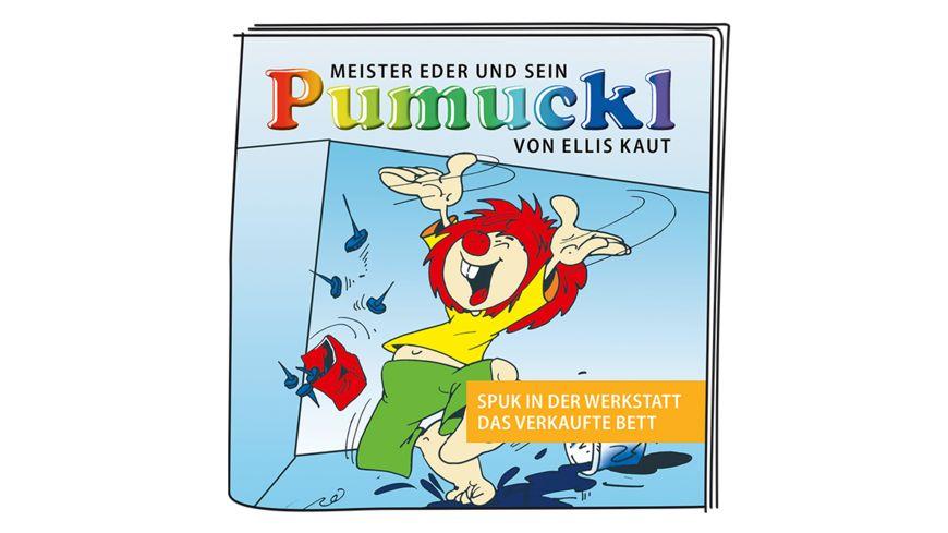 tonies Hoerfigur fuer die Toniebox Pumuckl Spuk in der Werkstatt Das verkaufte Bett