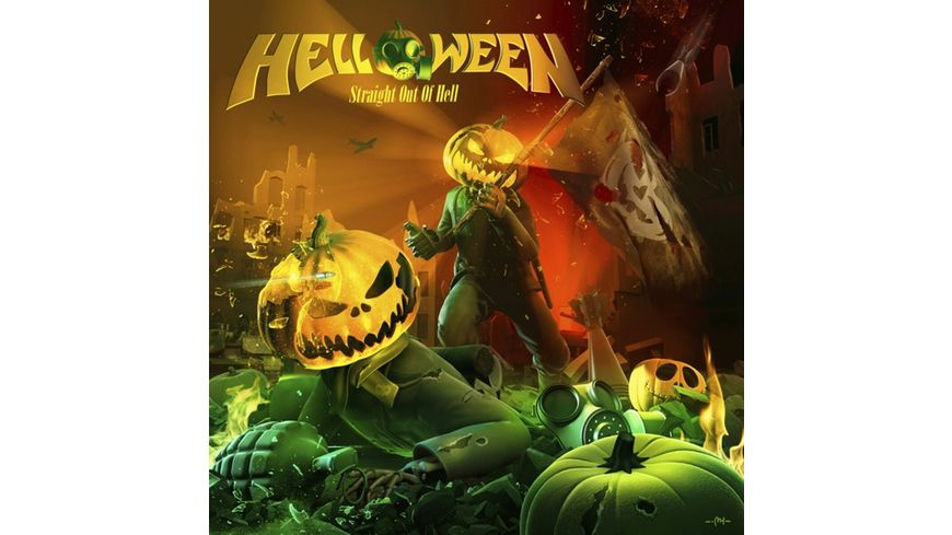 Straight Out Of Hell (Remastered 2020) (Digipak)