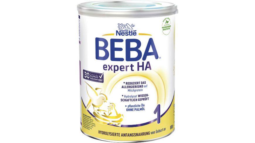Nestlé BEBA EXPERT HA 1 Anfangsnahrung