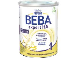 Nestle BEBA EXPERT HA 1 Anfangsnahrung