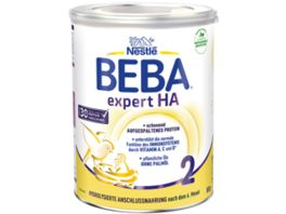 Nestle BEBA EXPERT HA 2 Folgenahrung