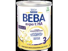 Nestle BEBA EXPERT HA 3 Folgenahrung
