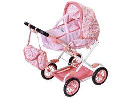 Zapf Creation Baby Annabell Active Deluxe Pram Puppenwagen