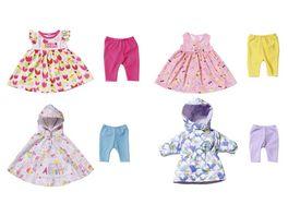 Zapf Creation BABY born 4 Jahreszeiten Outfit Set 43cm