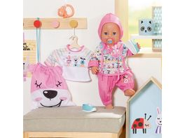 Zapf Creation BABY born Deluxe Erstausstattung Set 43cm