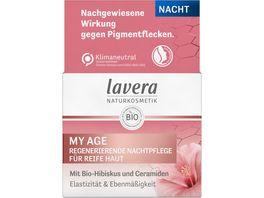 lavera My Age Nachtpflege