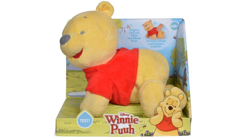 Simba Winnie Puuh Krabbel mit mir