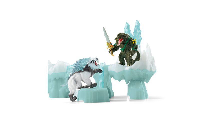 Schleich 42497 Eldrador Creatures Angriff auf die Eisfestung