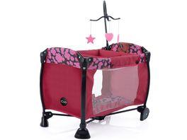 Hauck Toys for Kids iCoo Starlight Reisebett
