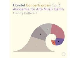 Haendel Concerti grossi Op 3