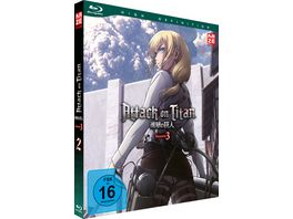 Attack on Titan 3 Staffel Blu ray Vol 2