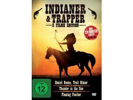 Indianer Trapper