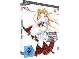 Ikki Tousen Western Wolves OVAs Limited Edition