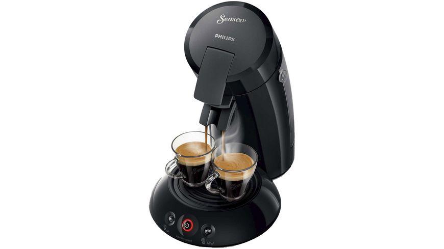 PHILIPS Senseo Kaffeepadmaschine HD6554 22 0 7l