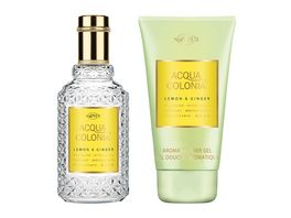 4711 ACQUA COLONIA Lemon Ginger Duftset