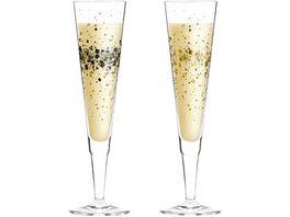 RITZENHOFF Champus Champagnerglas von Ramona Rosenkranz 2er Set