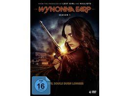 Wynonna Earp Die Komplette Season 1 4 DVDs