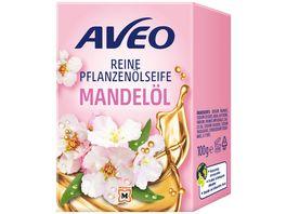 AVEO Pflanzenoelseife Mandeloel
